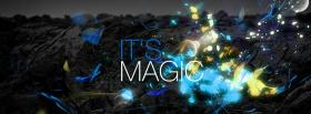 free its magic quote facebook cover