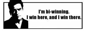 bi winning quotes facebook cover