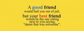 best friend quotes facebook cover