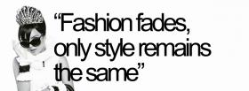 style remains quotes facebook cover