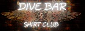 free dive bar quote facebook cover