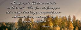 free burnt offerings quote religions facebook cover