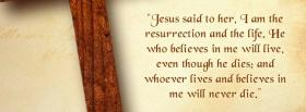jesus quote religions facebook cover