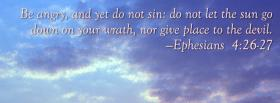 ephesians quote religions facebook cover