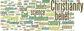 religious words facebook cover