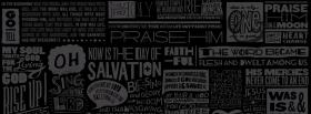 religions praise salvation faith facebook cover