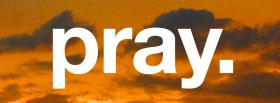 pray religions facebook cover