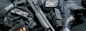swat guns war facebook cover