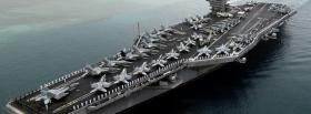 uss john c stennis war facebook cover