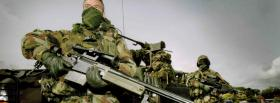 irish army rangers war facebook cover