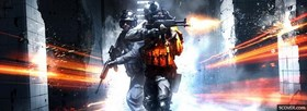 Battlefield 3 facebook cover