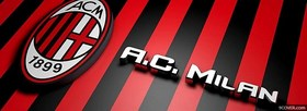 Ac Milan facebook cover