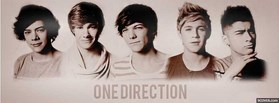 free One Direction facebook cover