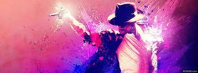 black and white emma bunton celebrity facebook cover