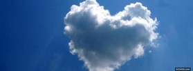 Love In The Clouds facebook cover