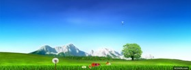 free Beautiful Nature facebook cover