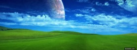 free Planet And The Field  facebook cover