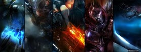 free Mass Effect 3 facebook cover