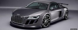 Abt Audi R8 Gtr facebook cover