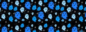Halloween Ghost facebook cover