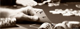 Black Jack Poker facebook cover
