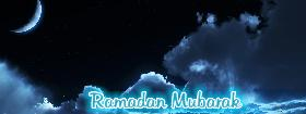 Ramadan Mubarak Islamic facebook cover