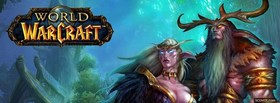 free World Of Warcraft WOW facebook cover